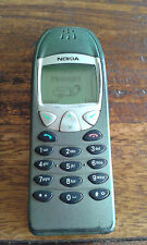 CLASSIC RETRO NOKIA 6210 - Bronze / Grey Mobile Phone - Tested and Working