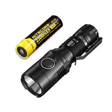 Nitecore MH20GT Rechargeable Flashlight XP-L HI V3 LED -1000Lm w/ NL183 Battery