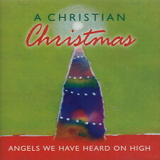 A Christian Christmas: Angels We Have Heard on High (CD, 2004 Time-Life) Sealed!