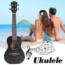 23'' Professional Ukulele Uke 18 Frets Hawaii Acoustic Guitar Instrument Gifts