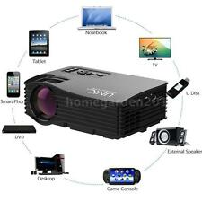 UNIC UC36 Full HD LED LCD Video Projector Home Cinema 1080P HDMI Multimedia C8R9