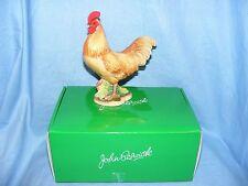John Beswick Corral serie Buff Orpington Gallito JBB13BO Estatuilla Ornamento