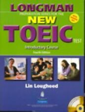 Longman Preparation Series for the New TOEIC Test: Introductory Course (with An