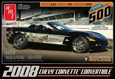 AMT® AMT816 2008er Corvette convertible Indy Pace Car in 1:25