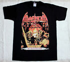 MAGNUM ON A STORYTELLER'S NIGHT'85 PROGRESSIVE ROCK HARD RAIN NEW BLACK T-SHIRT