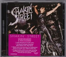 SHAKIN' STREET 'S/T' REMASTERED 2013 ROCK CANDY NEW SEALED!