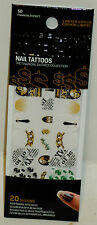 Maybelline Color Show Nail Tattoos THE FINICAL DISTRIC COLLECTION #50 20 Designs