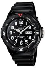 New Casio Men's Watch MRW-200H-1BVES with Analog Date Mens Gift
