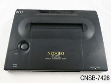 Neo Geo AES Low Serial Japanese Import System Console Only SNK Neogeo US Seller