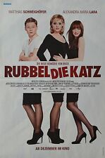 RUBBEL DIE KATZ - A3 Poster (42 x 28 cm) - Film Matthias Schweighöfer Clippings