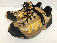 ADIDAS OUTDOOR Men's Brown  GORE-TEX Traxion Hike Fitness Sz. 8