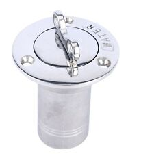 Stainless Steel 1.5 INCH Boat Deck  Water Boat Deck Fill /Filler With Key Cap