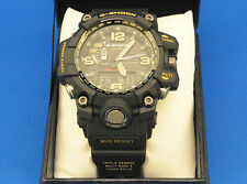 Casio GWG-1000-1AJF G-SHOCK MUDMASTER Tough Solar Japan Domestic Version New