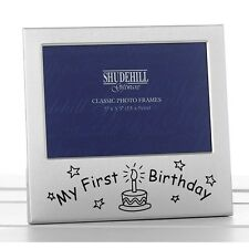 My First Birthday Photo Frame Gift Baby's 1st Birthday Picture - New Gift