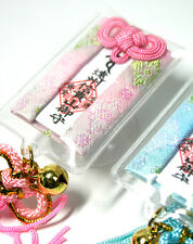 JAPANESE OMAMORI Amulet Mount Shigi Bishamonten traffic Safety Pink