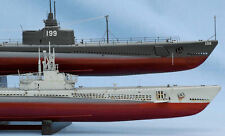 HOW TO BUILD SUBMARINE MODELS on CD-ROM NEW
