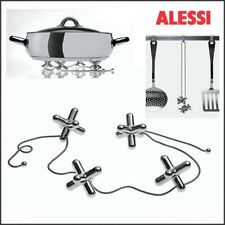 Alessi Tripod Round Trivet - Jacks Style with Adjustable Elements