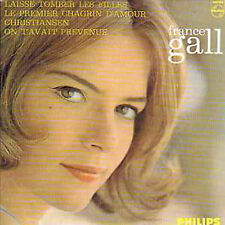 ★☆★ CD SINGLE France GALL Laisse tomber les filles 4-track CARD SLEEVE NEW  ★☆★