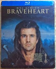 Steelbook -  Braveheart Blu-ray Disc