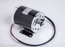 pair (2) two 500 W 36V DC17.8 A electric motor f scooter bike 1020 gokart ebike