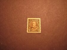 Canada Stamp Scott# 229 King George V  1935  MH C60