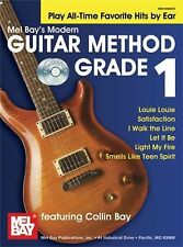 Modern Guitar Method Grade 1, Play All-time Favorite Hits by Ear