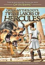 Greek Mythology's Twelve Labors of Hercules: A Choose Your Path Book (Can You Su