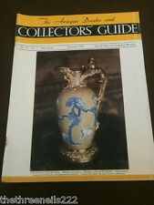 ANTIQUE & COLLECTORS GUIDE - FEB 1956 - OLD CLOCK CASES