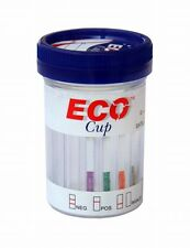 (25) 5 Panel Drug Test Cups w/ Gloves CLIA FDA Approved ECO b