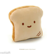 "Bread 16"" Sitting Cushion Seat Plush Pillow Room Home Decor Anime Cute Doll"