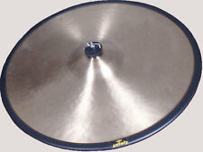 Cymbal Mute: Cymgard 14-inch Lite, Black and Yellow (GSP)
