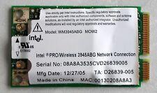 Genuine Intel Anatel PC193 WM3945ABG MOW2 PCI-E Network Wifi card HP6710b