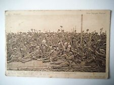 The Fighting Fifth Northumberland Fusiliers Battle of St Eloi WW1 Old Postcard