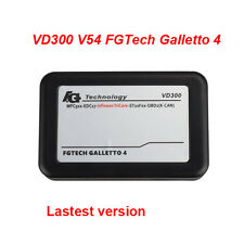 2016 Latest Version VD300 V54 FGTech Galletto 4 Master BDM-TriCore-OBD Function
