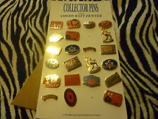 Vintage Store Display Elvis Pins
