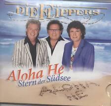 Die Flippers - Aloha He Stern der Südsee CD NEU Limited Pur Edition 14 Titel