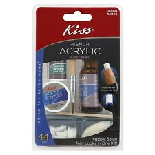 KISS French Acrylic Sculpture Kit 1 ea