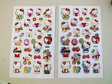 75 HELLO KITTY FOIL SCRAPBOOK RED ENVELOPE STICKER CHINESE NEW YEAR PARTY CRAFT