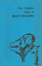 Complete Guide To Billet Switching Corinda Magic Mentalism Mind Reading Book NEW