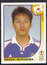 Panini football-coupe du monde 2002-autocollant nº 540-japon-hiroaki Morishima