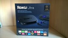 Roku Ultra 4K HDR Streaming Media Player 4640R 2016 Brand New Model