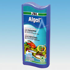 JBL Algol 250ml (anti algae copper free safe for fish planted shrimp aquarium)