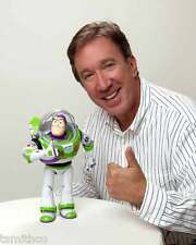 Tim Allen Toy Story Buzz Lightyear 8x10 Photo 001