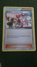 Pokemon Center Lady Pokemon Card UNCOMMON Trainer [Generations]