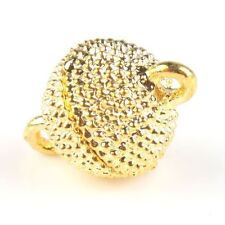 5sets New Charms Golden Strong Magnetic Clasps Jewellery Findings DIY On Sale C