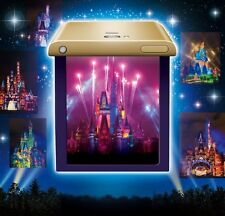 New DisneyResort Castle Projection Hako Joco Vision Upon A Time TokyoFrom JP