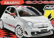 Carrozzeria 1/10 Fiat Nuova 500 Abarth per 1/10 scoppio larghezza 200mm