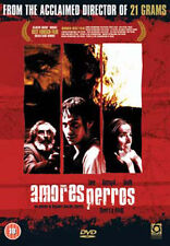 AMORES PERROS - DVD - REGION 2 UK