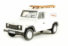 Oxford Military 1/76 Land Rover Defender - Network Rail 76DEF008