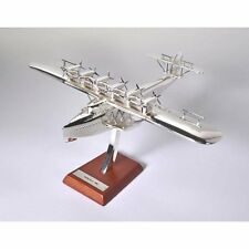 Atlas Editions - DORNIER DO X (1929) Chrome Aeroplane Model Scale 1:200